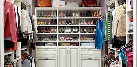 5 Steps to an Organized Summer Closet
