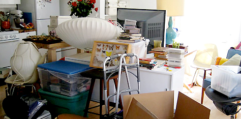 10 Ways to Declutter and Get Rid of Junk (And None of Them is a Yard Sale)
