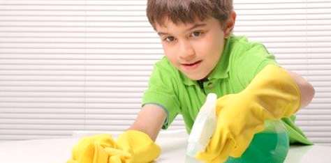 Mother's Day Cleaning Tips