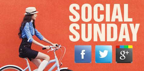 Social Media Sunday!