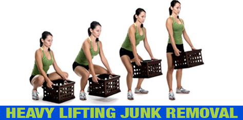 Heavy Lifting Junk Removal