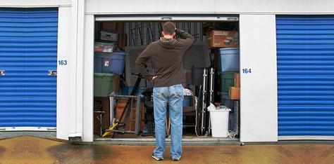 Storage Unit Clean Out